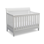 New Haven 4-in-1 Convertible Crib Bianca White Product Image