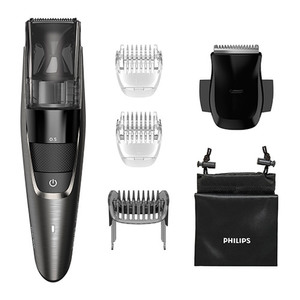 Beard Trimmer Series 7000 w/ 2 Guard Combs Product Image
