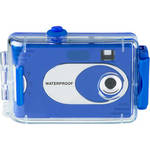 AquaShot Underwater Digital Camera (Solid Turquoise/Blue) Product Image