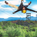 African Safari Zipline Adventure Product Image