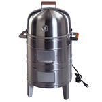 Stainless Steel Electric Smoker Product Image