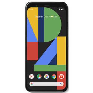 Pixel 4 64GB Smartphone (Unlocked, Just Black) Product Image