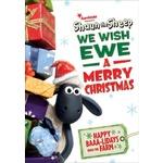 Shaun the Sheep-We Wish Ewe a Merry Christmas Product Image
