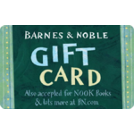 Barnes & Noble eGift Card $25 Product Image