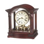 Bardwell Mantel Clock Walnut Product Image
