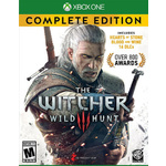 Witcher Wild Hunt Complete Edition Product Image