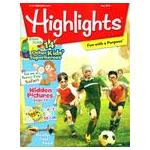 Highlights for Children - 12 Issues - 1 Year