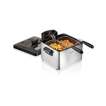 Electric Deep Fryer 3-Liter Oil Capacity Product Image