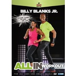 Billy Blanks Jr-Dance It Out-All in Workout Product Image