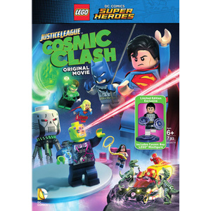 Lego Dc Super Heroes-Justice League-Cosmic Clash Product Image