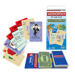 Monopoly The Card Game Ages 8+Years Product Image