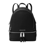 Michael Kors Rhea Medium Leather Backpack Product Image