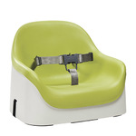 Tot Nest Booster Seat w/ Straps Green Product Image