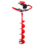 """Stingray 33cc 8"""" Ice Auger - NOT CARB Compliant Product Image"""