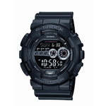 G-Shock X-Large Black Reverse LCD Product Image