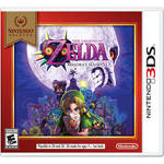 Nintendo Selects: The Legend of Zelda: Majora's Mask 3D (Nintendo 3DS) Product Image