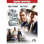 Man Who Shot Liberty Valance Product Image