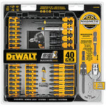 40pc Impact Ready Screwdriving Bit Set Product Image