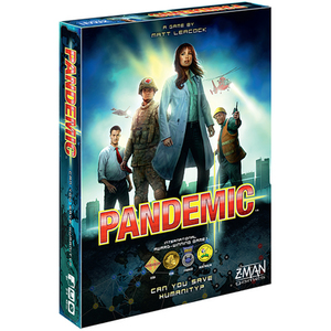 Pandemic Board Game Ages 8+ Years Product Image
