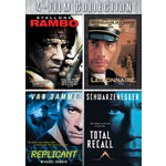 Rambo/Legionnaire/Replicant/Total Recall Product Image