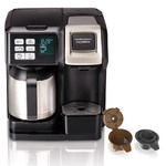 FlexBrew 2-Way Coffee Maker w/ Thermal Carafe Product Image