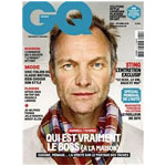 GQ France - 11 Issues - 1 Year