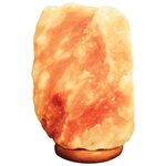 "11"" Natural Air Purifying Himalayan Salt Lamp"