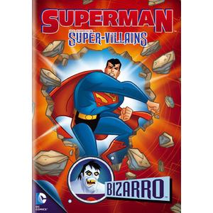 Superman Super Villains-Bizarro Product Image