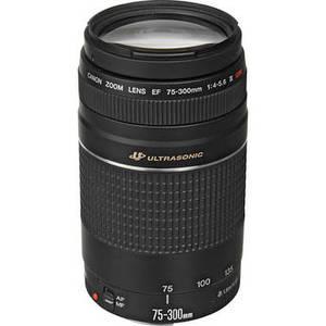 EF 75-300mm f/4-5.6 III USM Lens Product Image