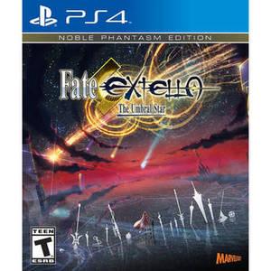 Fate/EXTELLA: The Umbral Star Noble Phantasm Edition (PS4) Product Image