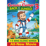 Curious George 3-Back to the Jungle Product Image