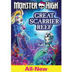 Monster High Great Scarrier Reef Product Image
