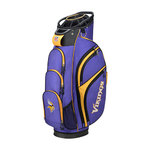 NFL Cart Golf Bag - Minnesota Vikings Product Image