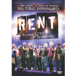 Rent-Filmed Live On Broadway Product Image