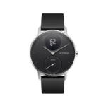 Steel HR 36mm Hybrid Smartwatch (Black) Product Image