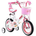 "Jenny 12"" Kids Bicycle Pink Product Image"
