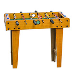 """Giant 27"""" Wood Foosball Table with Legs Product Image"""