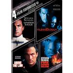4 Film Favorites-Steven Seagal Product Image