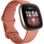 Versa 3 GPS Smartwatch (Pink Clay / Soft Gold Aluminum) Product Image
