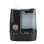Warm Mist Humidifier Black Product Image