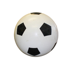 """30"""" Inflatable Jumbo Soccer Ball Ages 2+ Years Product Image"""