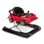 Jeep Classic Wrangler 3-in-1 Grow with Me Walker Red Product Image