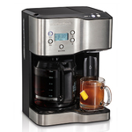 Deluxe Coffeemaker and Hot Water Dispenser Product Image