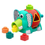 Jumbo Elephant Shape Sorter Ages 1+ Years Product Image