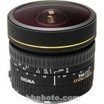 8mm f/3.5 EX DG Circular Fisheye Lens for Nikon F Product Image