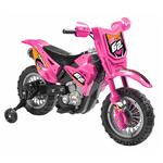 Pink 6V Dirt Bike Product Image