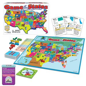 Game Of The States Ages 8+ Years Product Image