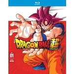 Dragon Ball-Super-Part One Product Image