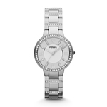 Ladies Virginia Stainless Steel 3-Hand Watch Product Image