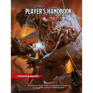 Dungeons & Dragons Player's Handbook (Core Rulebook, D&d Roleplaying Game) Product Image